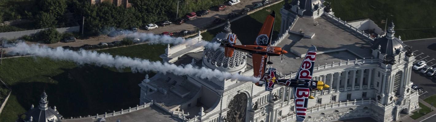 RED BULL AIR RACE POPRVÉ V RUSKU